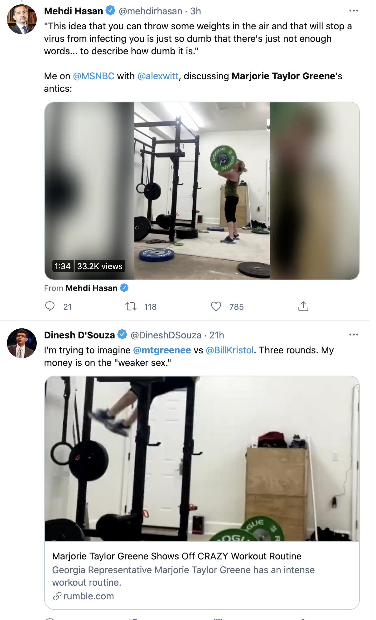 Screen-Shot-2021-04-04-at-4.58.43-PM Twitter Suspends Qanon Kook Marjorie Green Yet Again Coronavirus Featured Gun Control Politics Top Stories