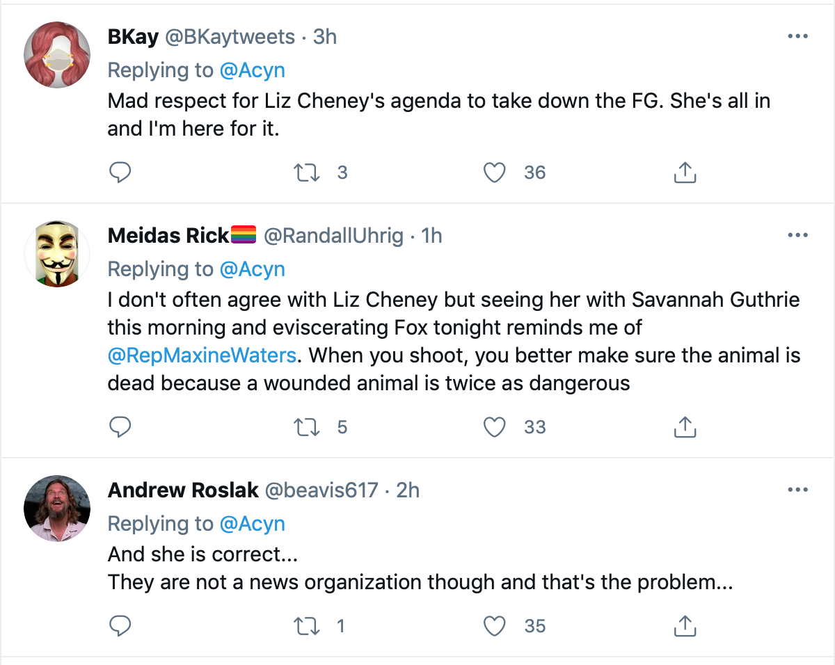 Screen-Shot-2021-05-13-at-9.31.38-PM Liz Cheney Calls Out Fox News Over 'The Big Lie' During Live Segment Conspiracy Theory Donald Trump Election 2020 Featured Politics Top Stories Twitter