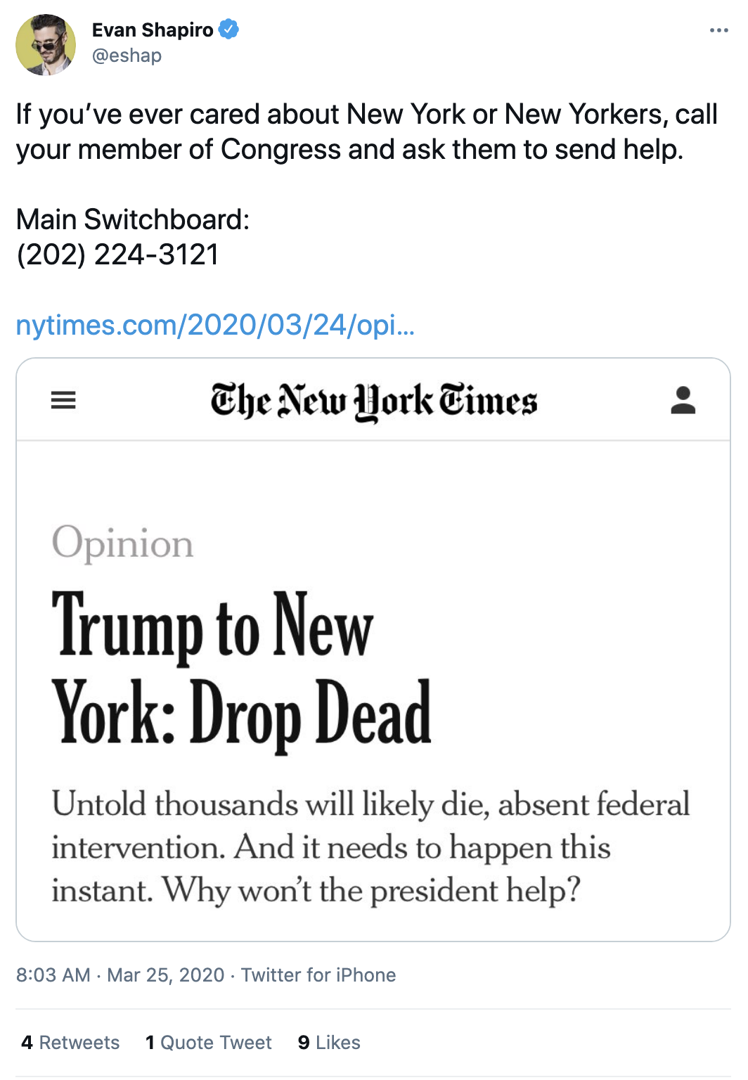 Screen-Shot-2021-05-16-at-3.05.11-PM Trump Blamed By Health Officials For 500,000 Avoidable COVID Deaths Crime Donald Trump Featured Politics Top Stories