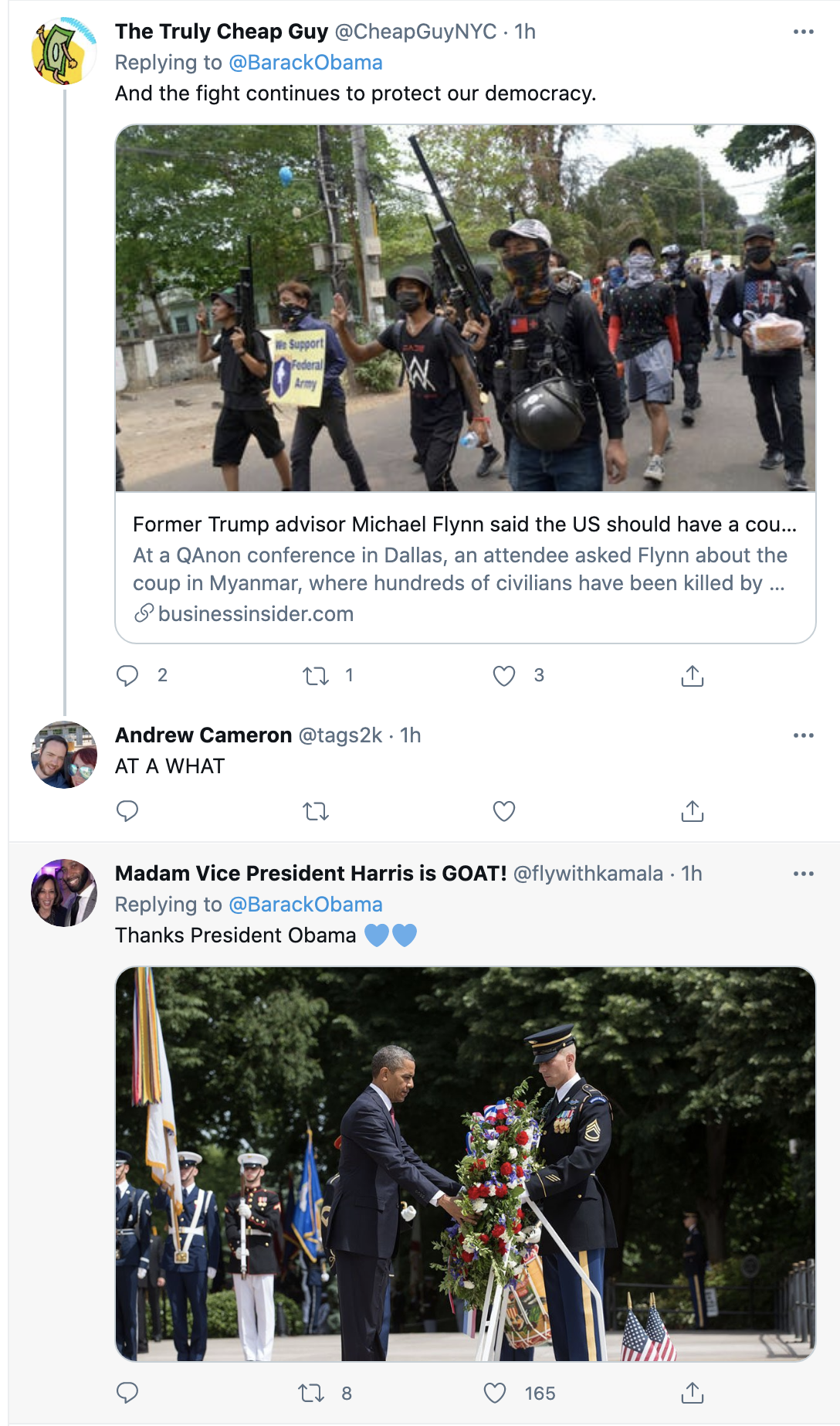 Screen-Shot-2021-05-31-at-9.45.19-AM Obama Honors Memorial Day Like The Leader Trump Could Never Be Featured Military National Security Politics Top Stories