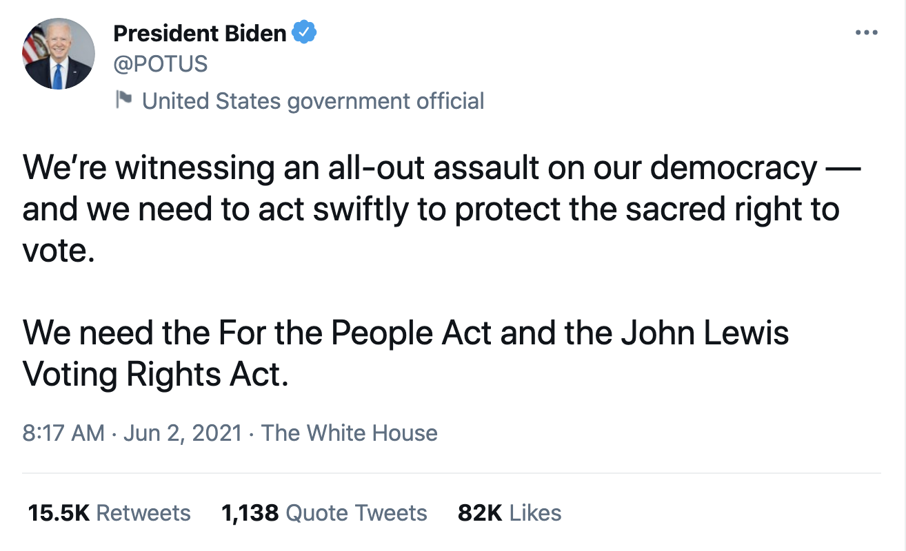 Screen-Shot-2021-06-02-at-2.52.33-PM Biden Pushes For Power Move To Protect Voting From GOP Traitors Corruption Featured National Security Politics Top Stories