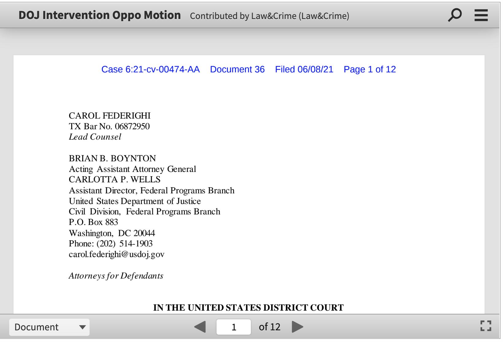 Screen-Shot-2021-06-09-at-6.31.19-PM Garland Defends Law That Lets Religious Schools Discriminate Against LGBTQ Featured Joe Biden LGBT Politics Top Stories