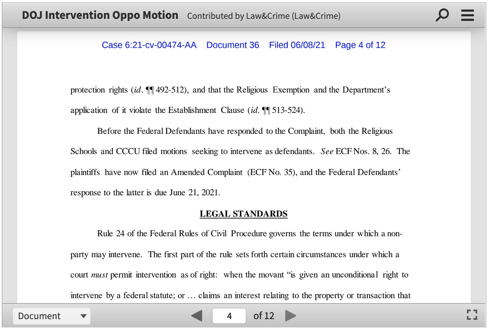 Screen-Shot-2021-06-09-at-6.31.50-PM Garland Defends Law That Lets Religious Schools Discriminate Against LGBTQ Featured Joe Biden LGBT Politics Top Stories