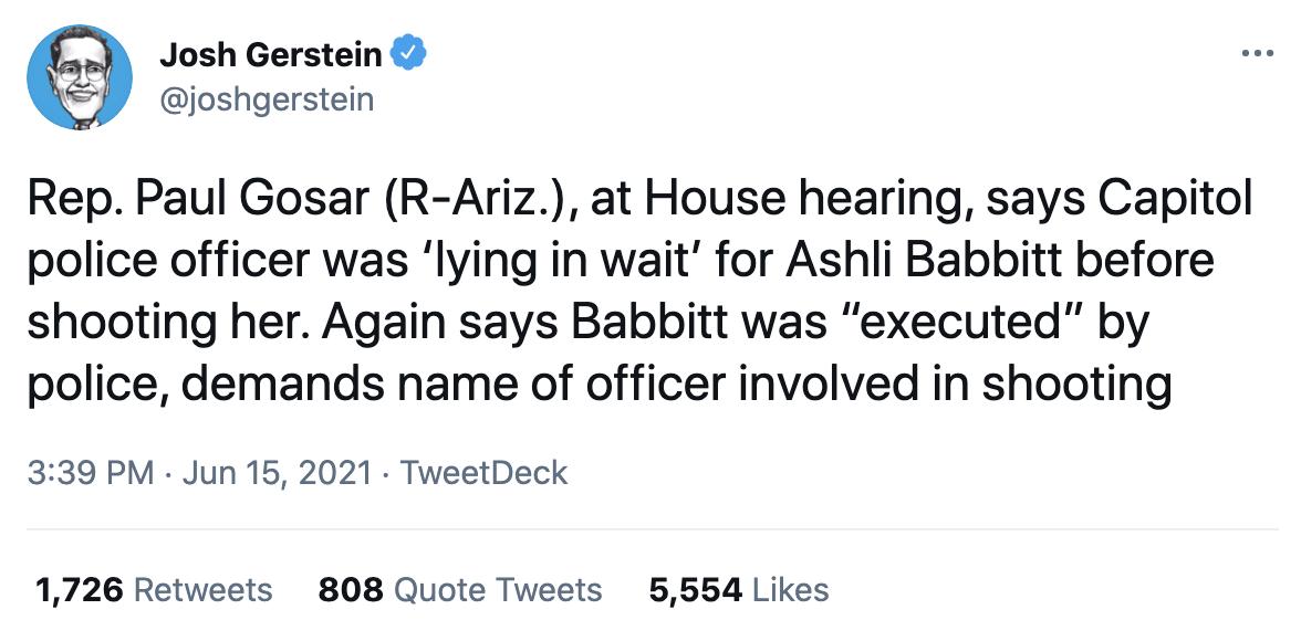 Screen-Shot-2021-06-16-at-3.05.28-PM Adam Kinzinger Tells Fellow Republican 'You're Sick' Over Jan 6 Denial Corruption Crime Featured Politics Top Stories