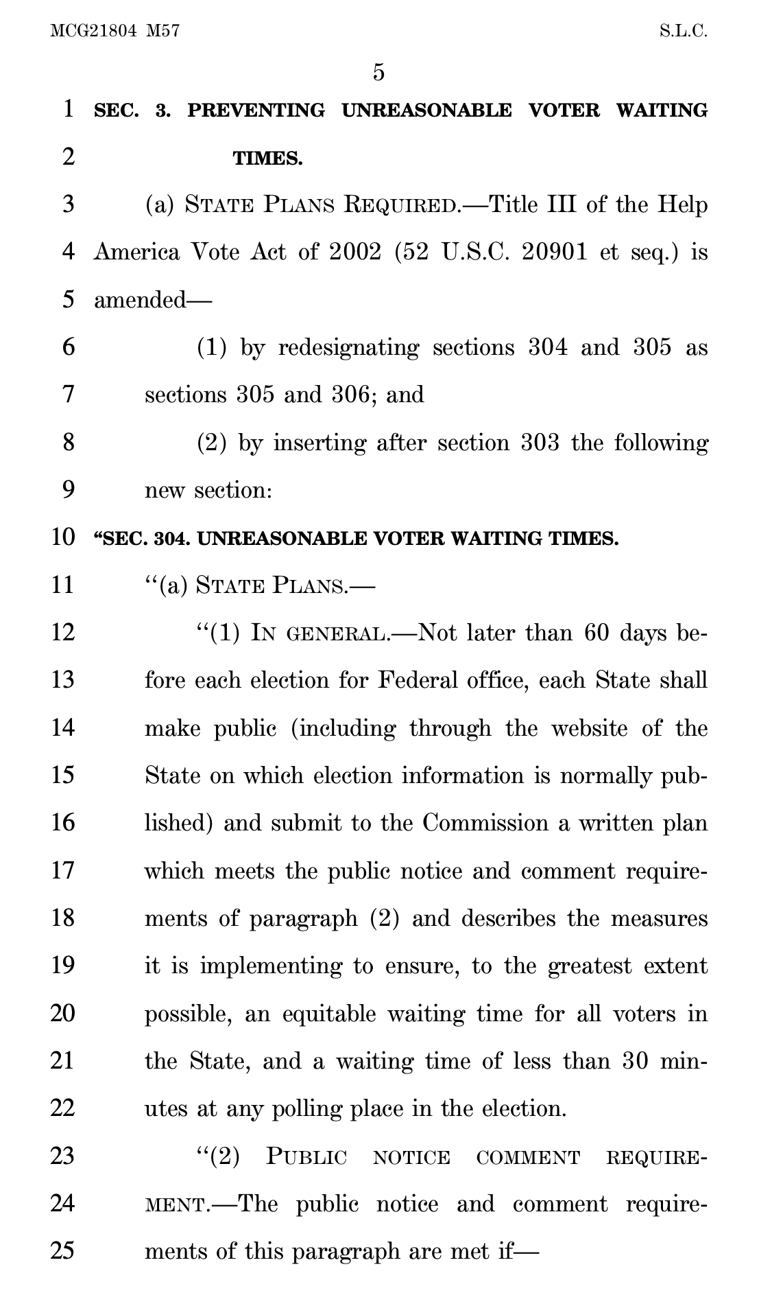 Screen-Shot-2021-06-17-at-4.02.52-PM Democrats Introduces Law To Guarantee Vote Within 30 Minutes Corruption Crime Featured Politics Top Stories
