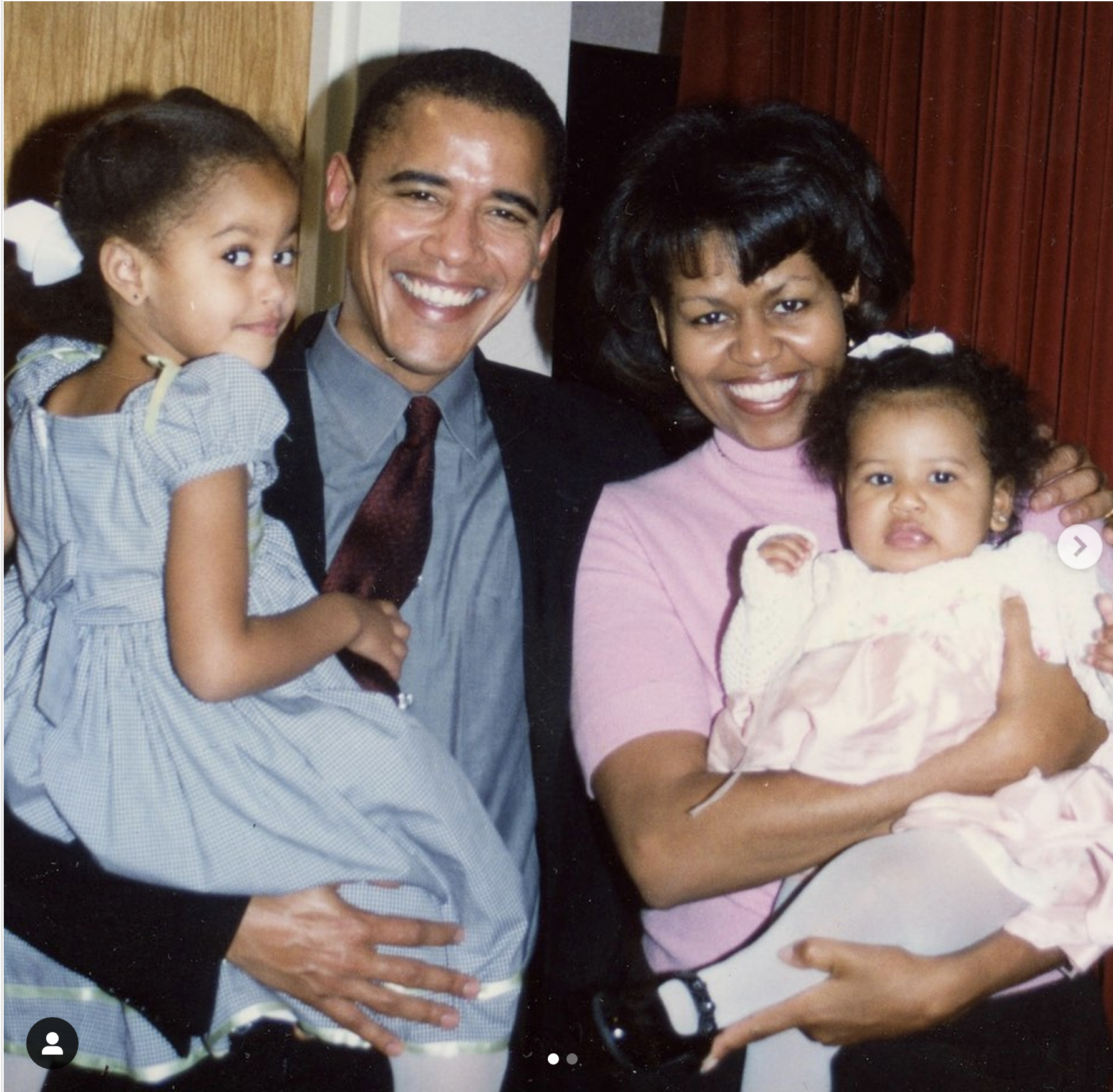 Screen-Shot-2021-06-20-at-9.46.53-AM Michelle Obama Celebrates Fathers Day With Message Of Love Celebrities Featured Michelle Obama Politics Top Stories