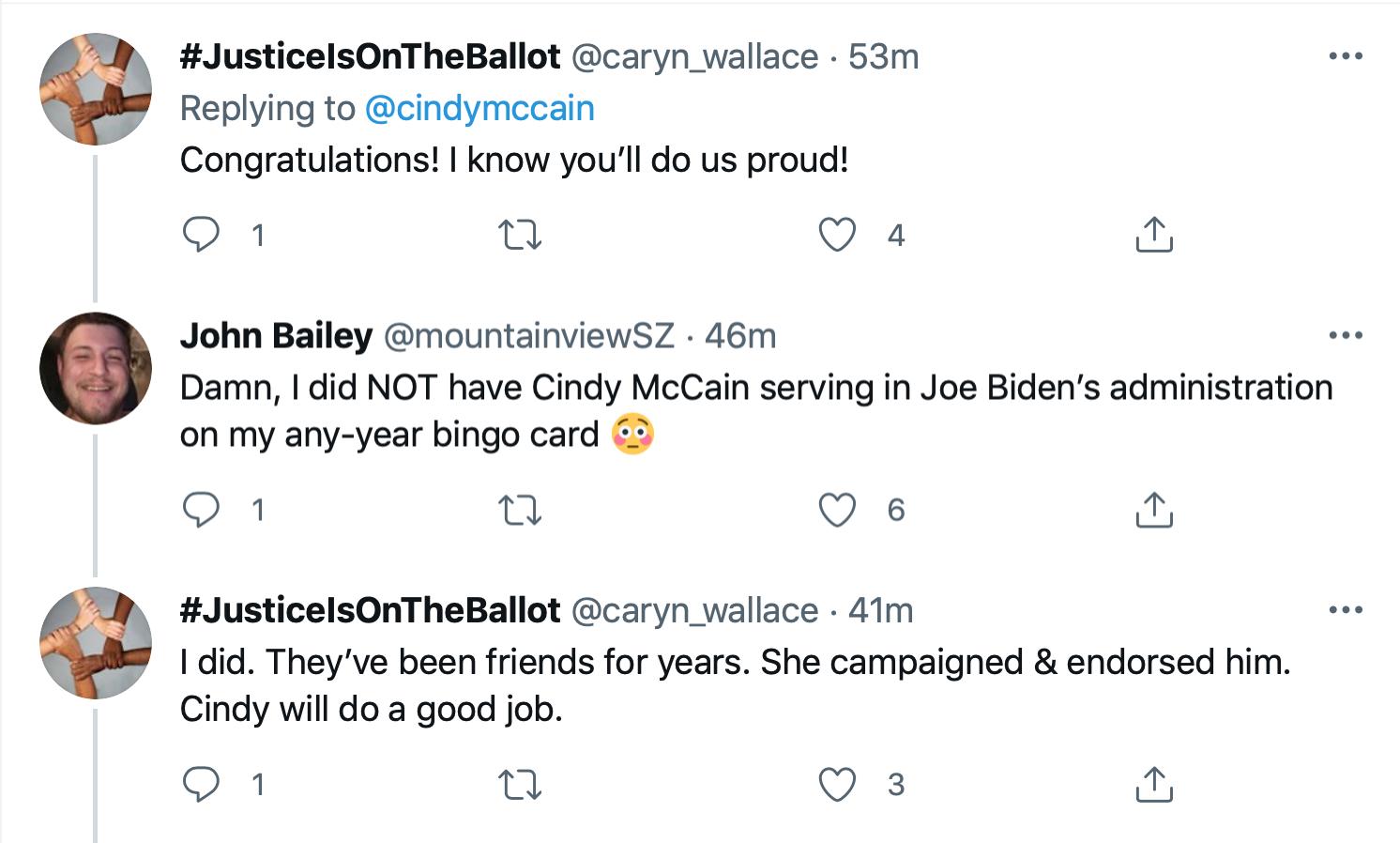 Screen-Shot-2021-06-23-at-7.09.54-PM Biden Goes Bipartisan & Nominates Cindy McCain For Ambassador Featured Politics Poverty Top Stories