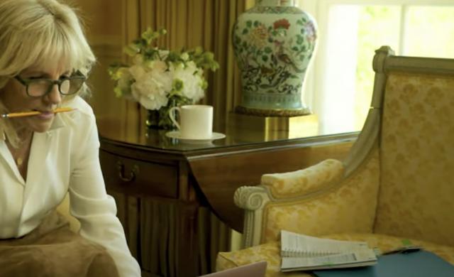 Screen-Shot-2021-06-29-at-12.23.27-PM 'VOGUE Magazine' Honors Dr Jill Biden In Snub To Melania Trump Celebrities Featured Feminism Politics Top Stories