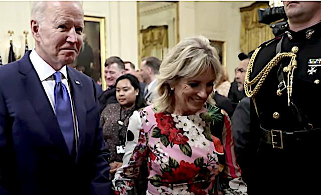Screen-Shot-2021-06-29-at-12.24.28-PM 'VOGUE Magazine' Honors Dr Jill Biden In Snub To Melania Trump Celebrities Featured Feminism Politics Top Stories