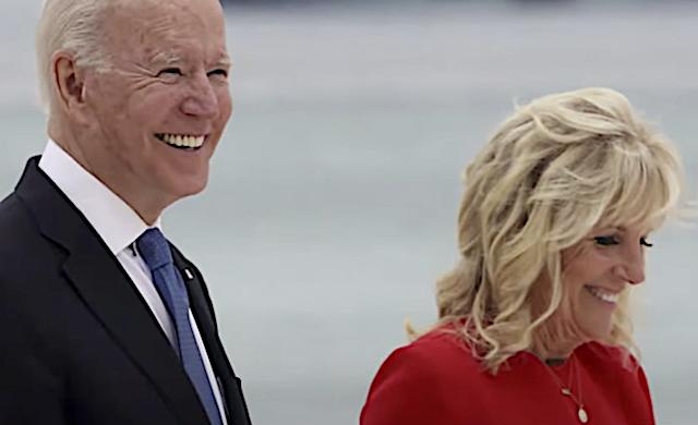 Screen-Shot-2021-06-29-at-12.24.57-PM 'VOGUE Magazine' Honors Dr Jill Biden In Snub To Melania Trump Celebrities Featured Feminism Politics Top Stories