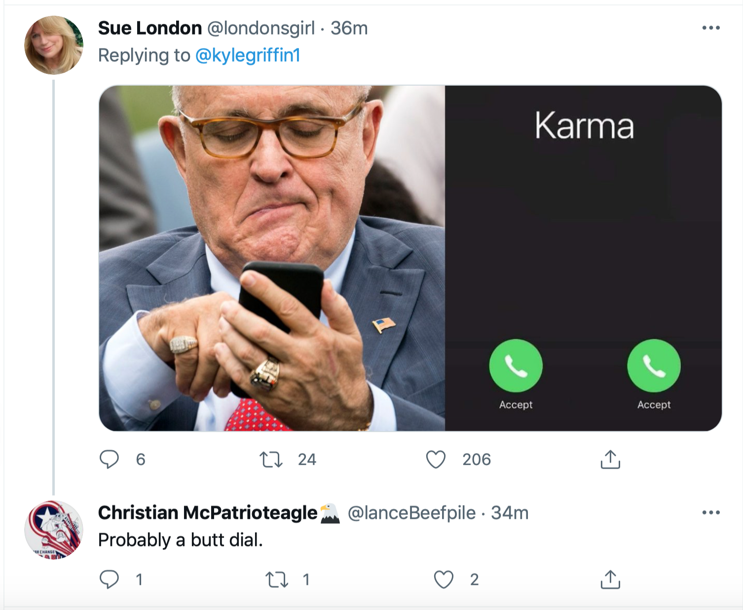 Screen-Shot-2021-08-11-at-6.56.19-PM Court Rules Against Giuliani & Powell In $1.4B Defamation Case Conspiracy Theory Donald Trump Election 2020 Featured Politics Top Stories