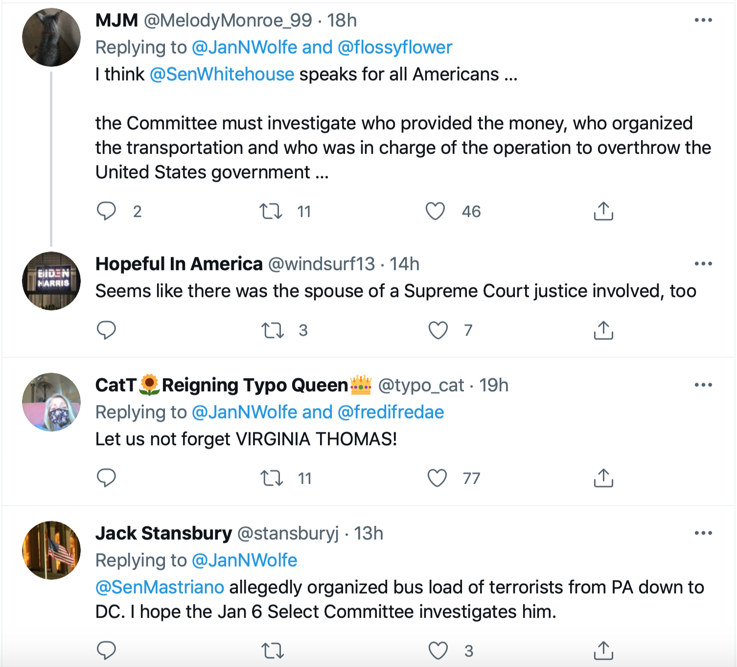 Screen-Shot-2021-08-14-at-10.42.01-AM Jan 6 Committee Investigation Of Paul Gosar For Coordinating Insurrection Demand Corruption Crime Featured Politics Top Stories Twitter