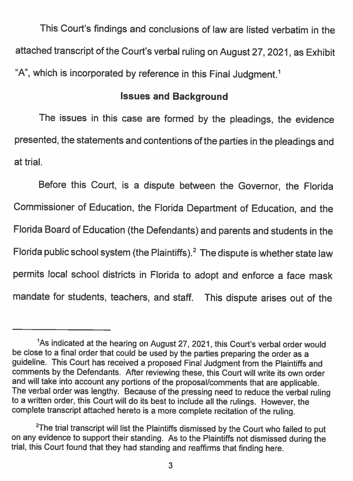 Screen-Shot-2021-09-08-at-1.12.21-PM Florida Judge Strikes Down Ron DeSantis' COVID Restrictions Coronavirus Education Featured Politics Top Stories