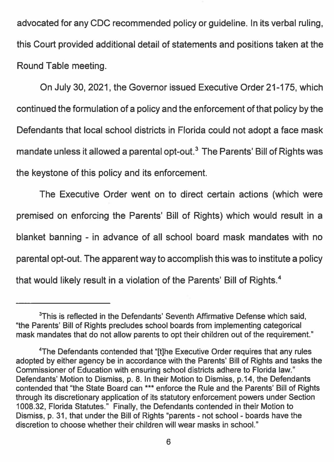 Screen-Shot-2021-09-08-at-1.12.48-PM Florida Judge Strikes Down Ron DeSantis' COVID Restrictions Coronavirus Education Featured Politics Top Stories