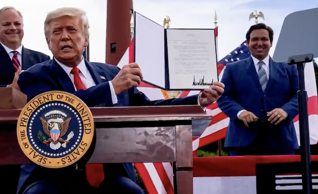 Screen-Shot-2021-09-08-at-8.35.54-AM 'The Lincoln Project' Embarrasses Trump For Losing Grip On GOP Corruption Donald Trump Featured Politics Top Stories