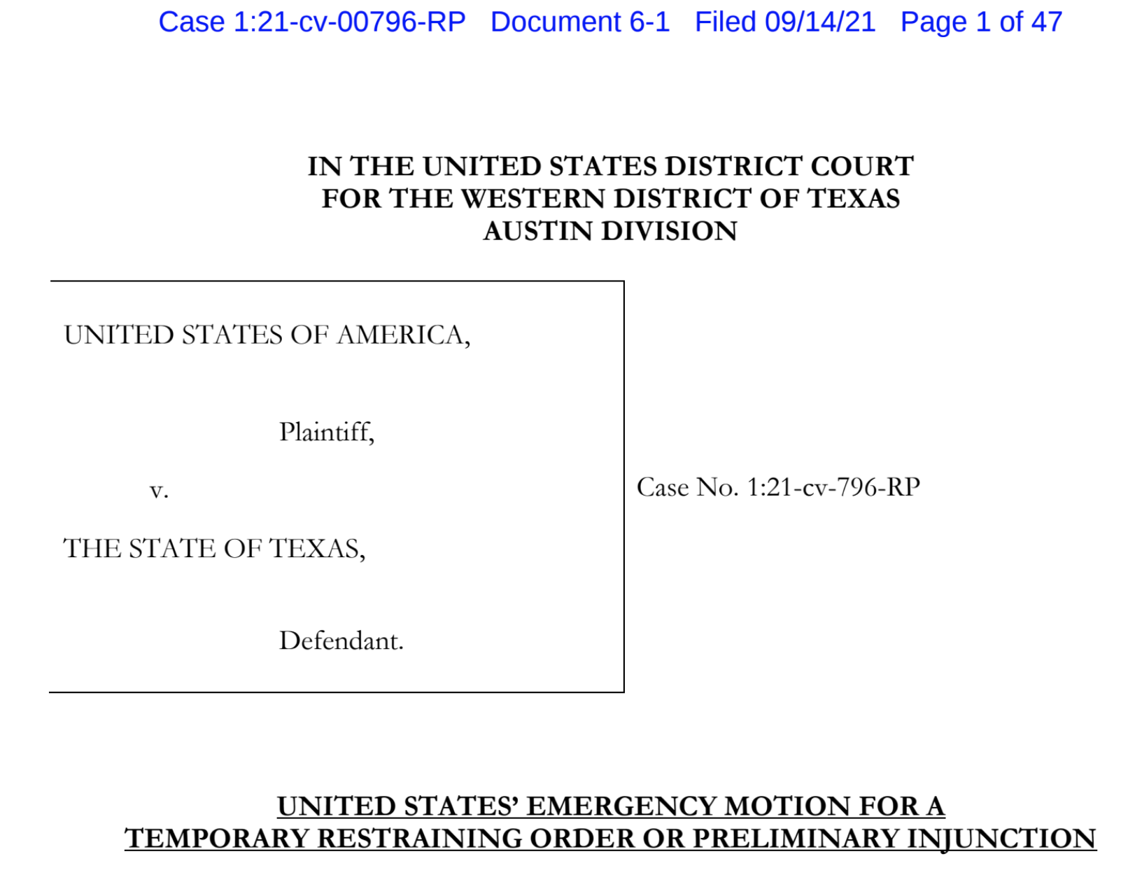 Screen-Shot-2021-09-15-at-8.28.22-AM Merrick Garland Makes Emergency Move Against Texas Abortion Law Abortion Featured Politics Sexual Assault/Rape Top Stories