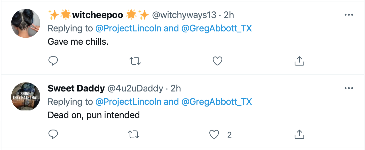 Screen-Shot-2021-09-17-at-12.19.19-PM Greg Abbott Gets Roasted By 'The Lincoln Project' In New Video Coronavirus Featured Politics Top Stories