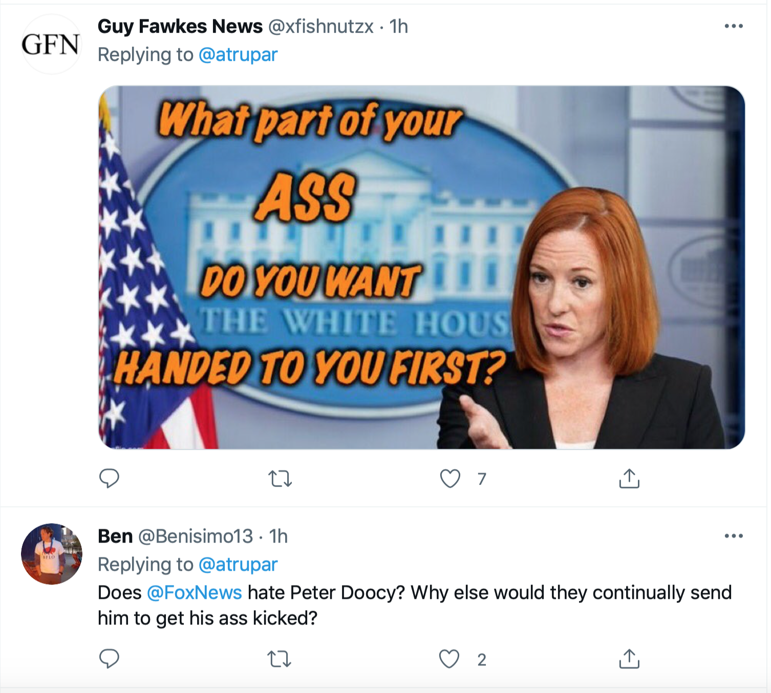 Screen-Shot-2021-09-22-at-4.14.32-PM Jen Psaki Shuts Up Peter Doocy With Clever Fact-Check Coronavirus Domestic Policy Featured Immigration Politics Top Stories Twitter Videos