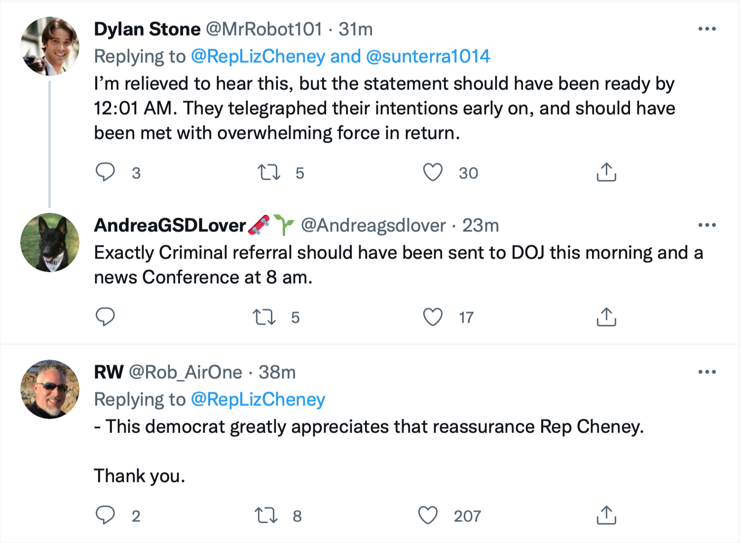 Screen-Shot-2021-10-08-at-2.20.46-PM Liz Cheney Sends Dire Warning To Trump Goons For Obstruction Corruption Crime Donald Trump Featured Politics Top Stories Twitter