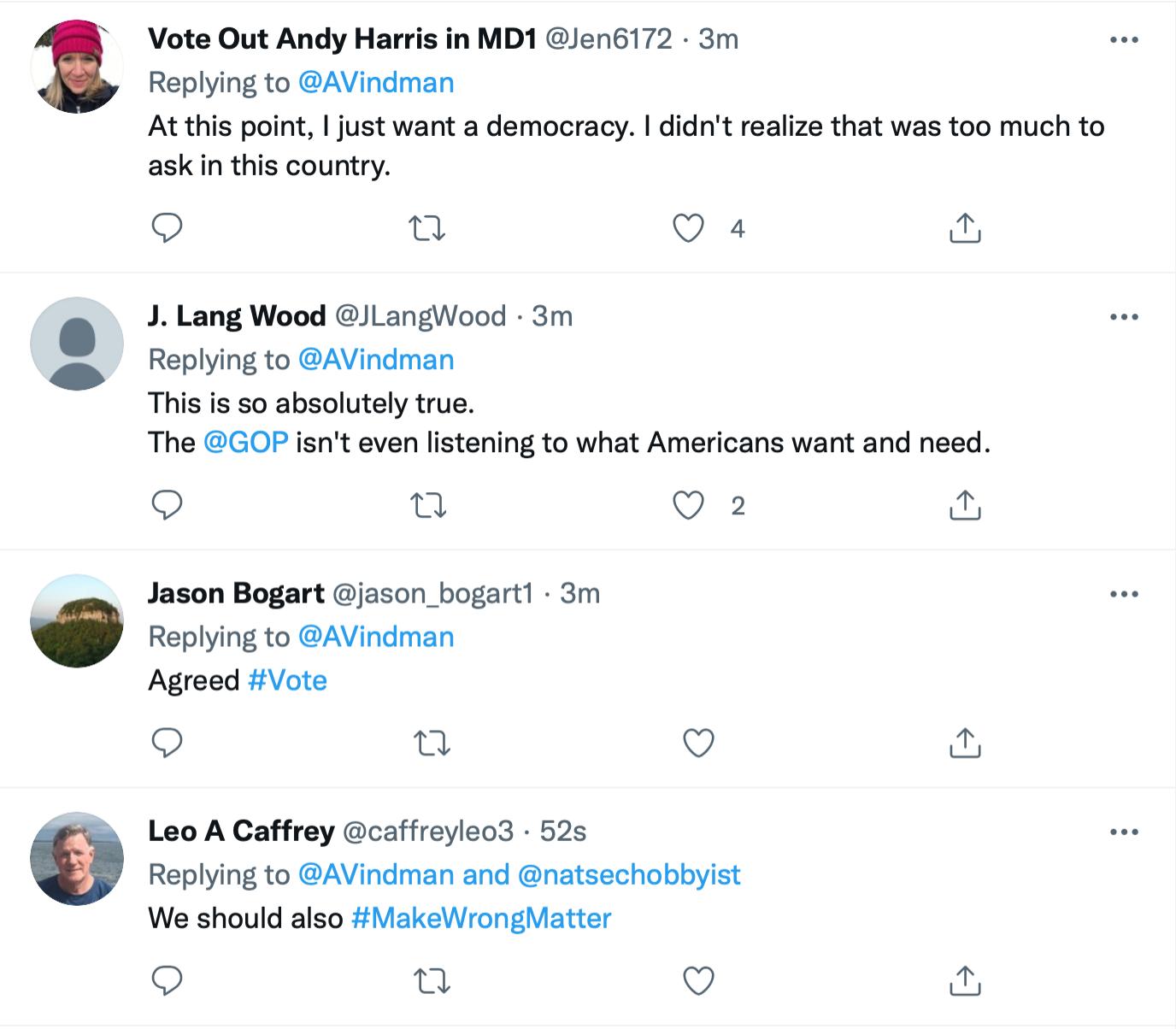 Screen-Shot-2021-10-12-at-10.51.30-AM Alexander Vindman Asks America To Vote Against GOP Traitors Featured Joe Biden Politics Top Stories Twitter